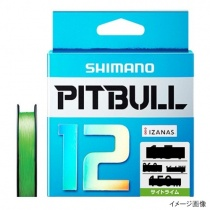 SHIMANO PITBULL  / 12 BRAID TETRON/ 1.2 150m.