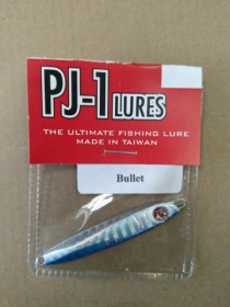 PJ 1 BULLET 12g. color N  BLUE